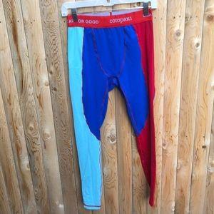 Cotopaxi Haraka leggings size M